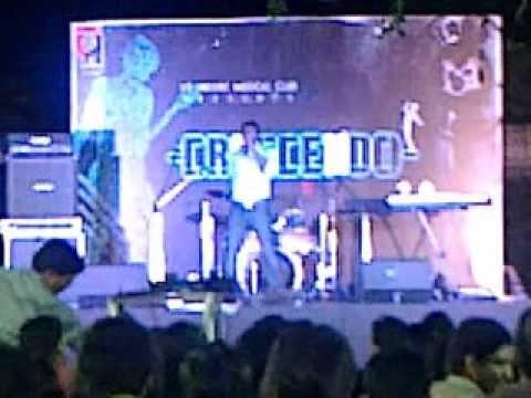 Er-Harbhajan singh's singing performance@IIT Indore...........