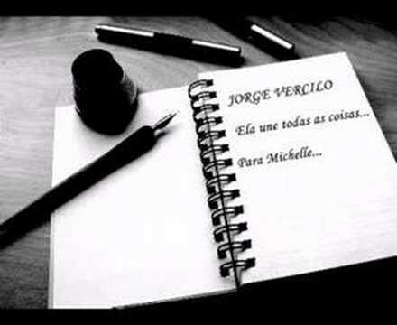 Jorge Vercilo-Ela une todas as coisas