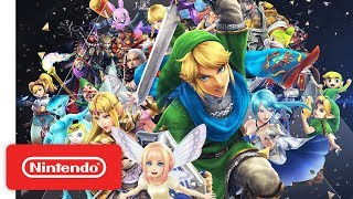 Hyrule Warriors: Definitive Edition Trailer 1 - Nintendo Switch