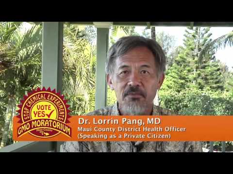 60 Sec TV Spot: SAVE HAWAII FROM GMO & OPEN-AIR CHEMICAL EXPERIMENTS