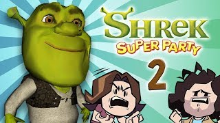 Shrek Super Party: One Buggy Game - PART 2 - Game Grumps VS