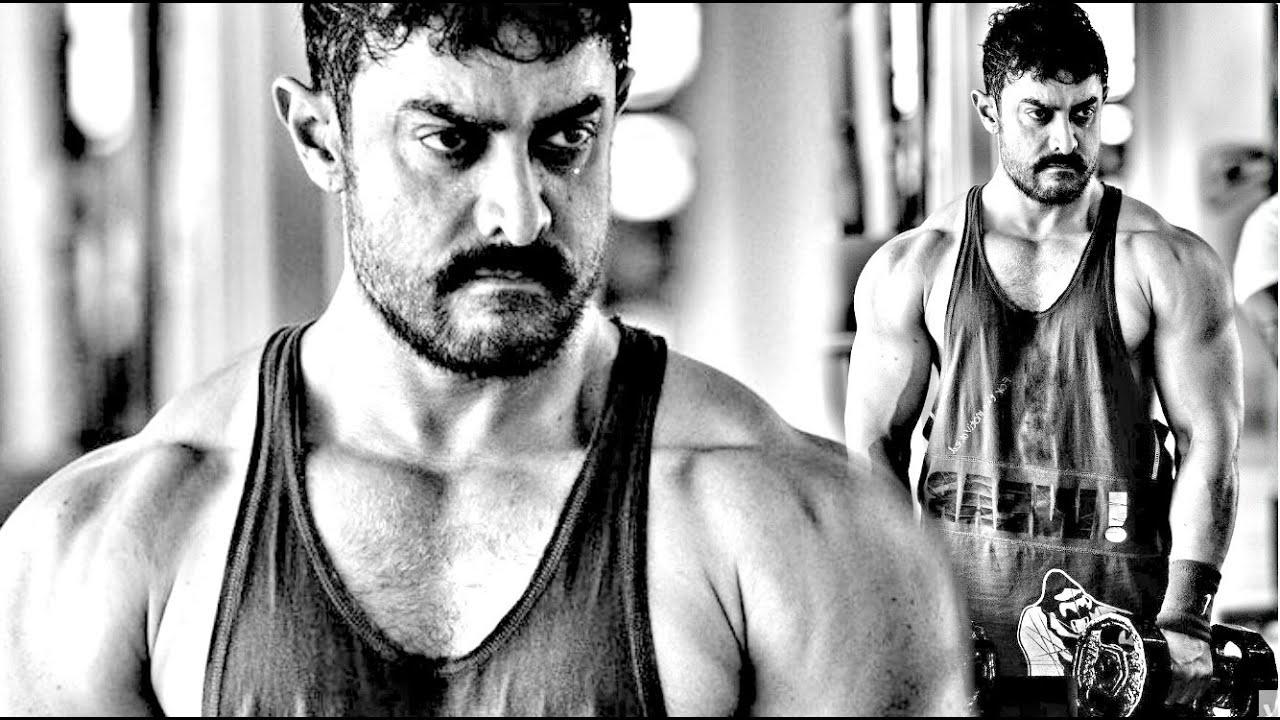 Download Aamir Khan Bodybuilding (Workout) For Dangal!