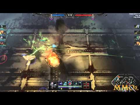 Warhammer 40K: Dark Nexus Arena - геймплей