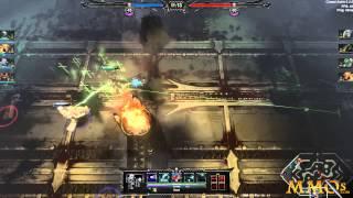 Warhammer 40K: Dark Nexus Arena Gameplay First Look HD - MMOs.com