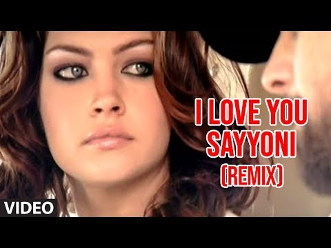 I Love You Sayyoni Video Song (Remix) Aap Ka Suroor | Himesh Reshammiya