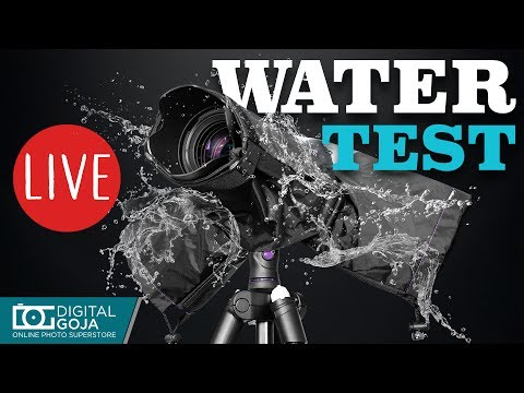 Camera WATER TEST Altura Photo Professional Rain Cover