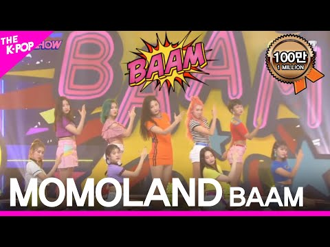MOMOLAND, BAAM [THE SHOW 180626]