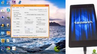 Como rootear y Instalar Recovery TWRP en android 5.0 - Nexus 7 2013 / Nexus 5