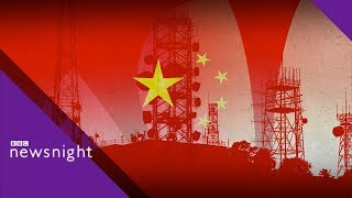 Huawei: 'We would never hurt any other country' - BBC Newsnight