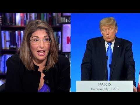 Naomi Klein Warns Europe May Water Down Paris Accord to Win Support from Trump
