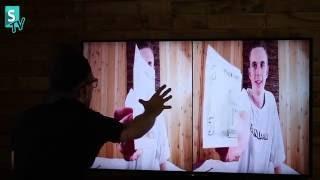 видео Sony KD-55XE8096 4K Ultra HD телевизор LED
