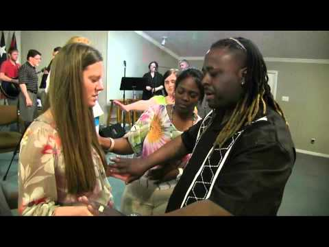 Glenda Jackson Ministers and the Glory of God hits the service in Houston area on 3-31-2013 part 6