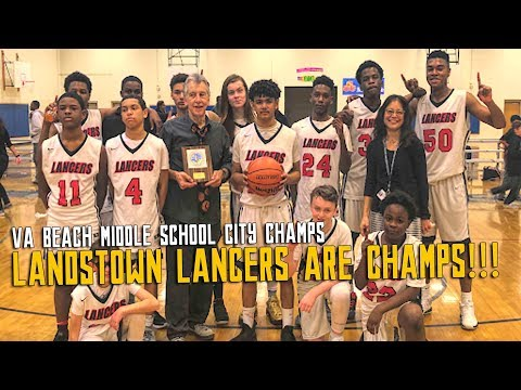 LANDSTOWN MIDDLE WINS VA BEACH CITY CHAMPIONSHIP!!! (2019) Mp3
