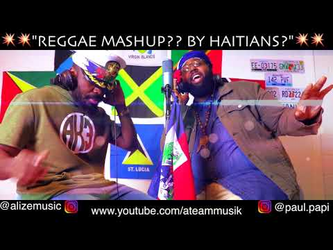 Island Mashup ( Your favorite Reggae hits)