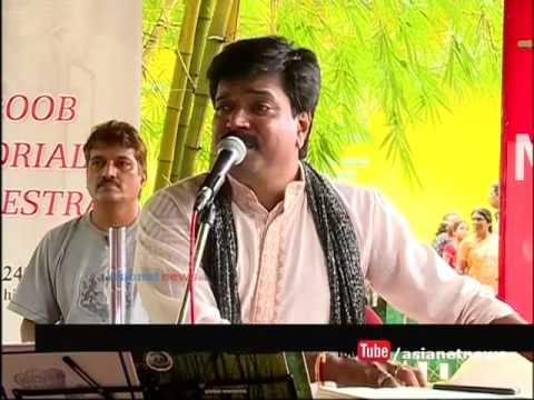 Sajan Palluruthy's music festival at General Hospital Ernakulam