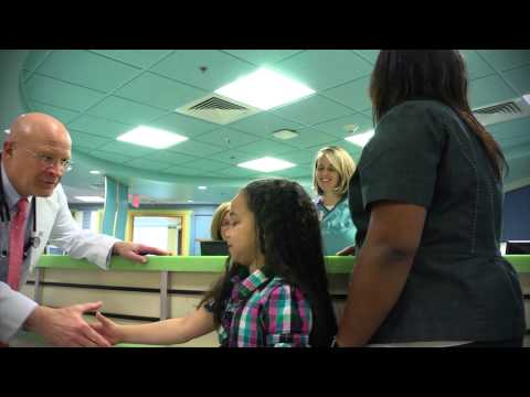 AAMC Pediatrics: Commercial for Anne Arundel Medical Center's Pediatric Emergency Department
