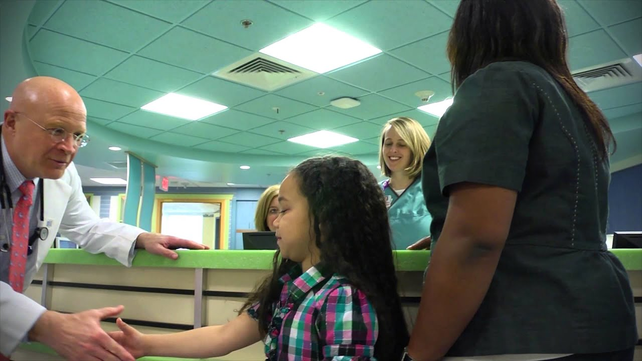 AAMC Pediatrics: Commercial for Anne Arundel Medical Center\'s ...