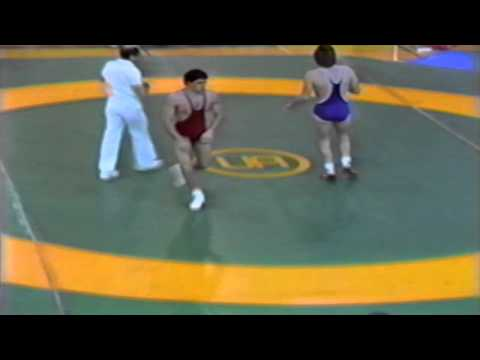 1989 Senior National Championships: Match 5