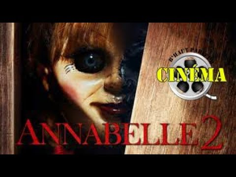 ANNABELLE: LA CRÉATION DU MAL (ANNABELLE 2) - CRITIQUE POST-PROJECTION