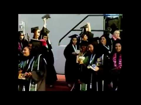 East Los Angeles College Commencement 2016