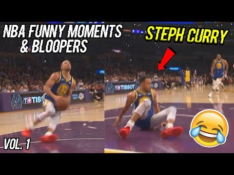 NEW NBA FUNNY MOMENTS 2018/19 SEASON VOL. 1 || January 2019