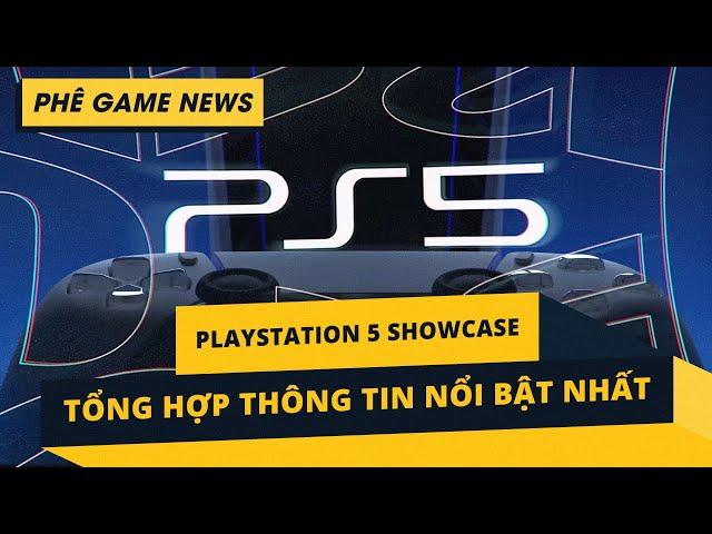 Phê Game News #95: Tổng Hợp Toàn Bộ Sự Kiện PlayStation 5 Showcase