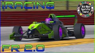 iRacing // Formula Renault 2.0 Hotlap // Mid Ohio (1:17.686)