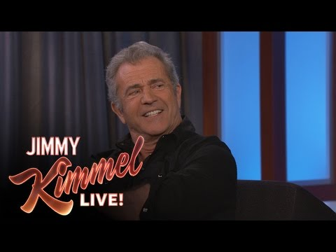Mel Gibson on His New Baby, Andrew Garfield & Vince Vaughn