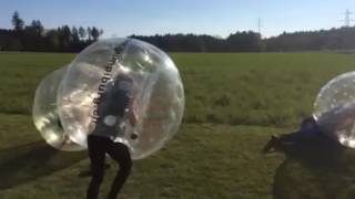 Bubble Soccer @ Action Day 2017