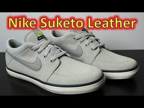 Nike Suketo Leather Review + On Feet - YouTube d9a5b8cc7f03