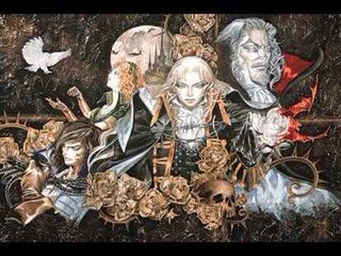 Girl Alucard Wallpaper Castlevania Sotn Wood Carving Partita Youtube