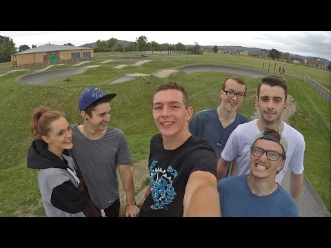 Webisode 46: First Time UK Experience (BMX Trip)