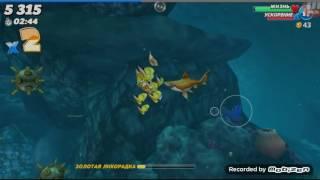 Прохождение игры HUNGRY SHARK WORLD #1