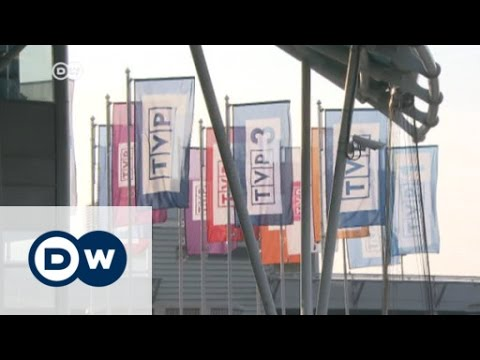 Poland's new media law sparks controversy | DW News