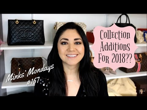 Minks' Mondays #167 | Collection Additions For 2018