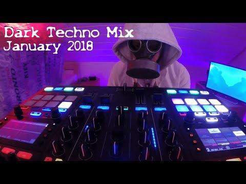 DARK TECHNO ( Underground ) Mix 2018 January
