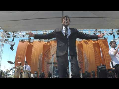 The Gentleman's Dub Club whole show Sierra Nevada World Music Festival June 21, 2015