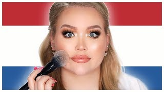 SPEAKING DUTCH ONLY Makeup Tutorial! | NikkieTutorials MP3