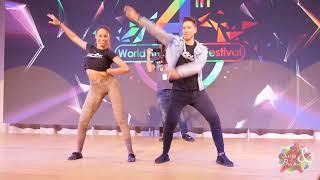 ⭐Rodrigo & Bersy - Salsa Dance Intensions and Moves ⭐ 2018