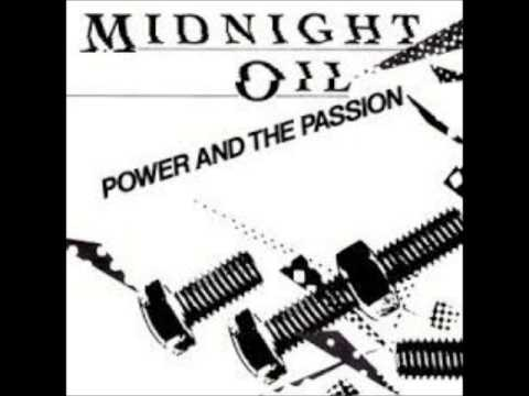 Midnight Oil Power And The Passion