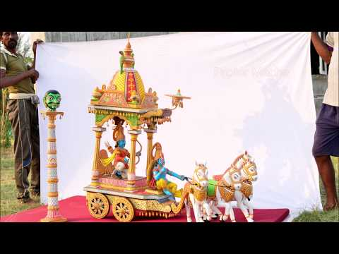 Papier Mache Craft of Odisha and the Life Story of a Master Artisan