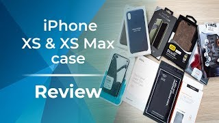 The ultimate iPhone XS & XS Max case unboxing and review
