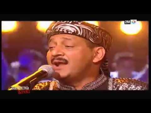 Hamid el Kasri - Gnawa fusión