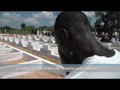 Le JOOLA, 17 ANS APRÈS : UNE TRAGÉDIE SANS COUPABLE