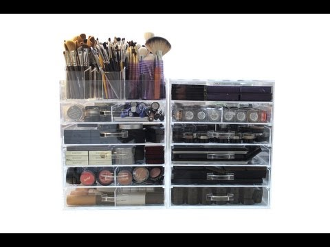 Kim Kardashian Makeup Storage Units!!!!