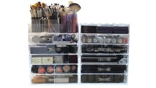 Kim Kardashian Makeup Storage Units!!!!