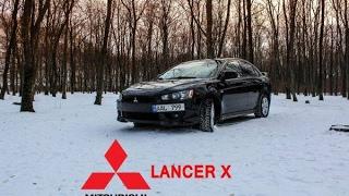 Japonezii ne stiu gusturile. Mitsubishi Lancer X (Yellow Test Drive)