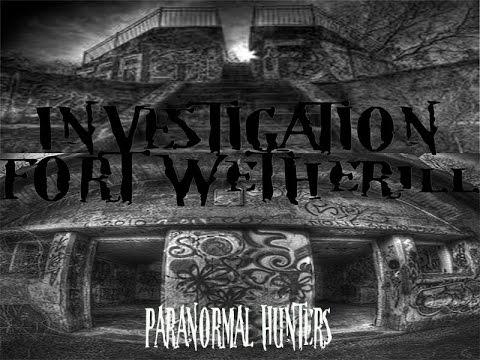 Fort Wetherill Investigation