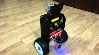 OpenCV Raspberry Pi Robot on YouTube