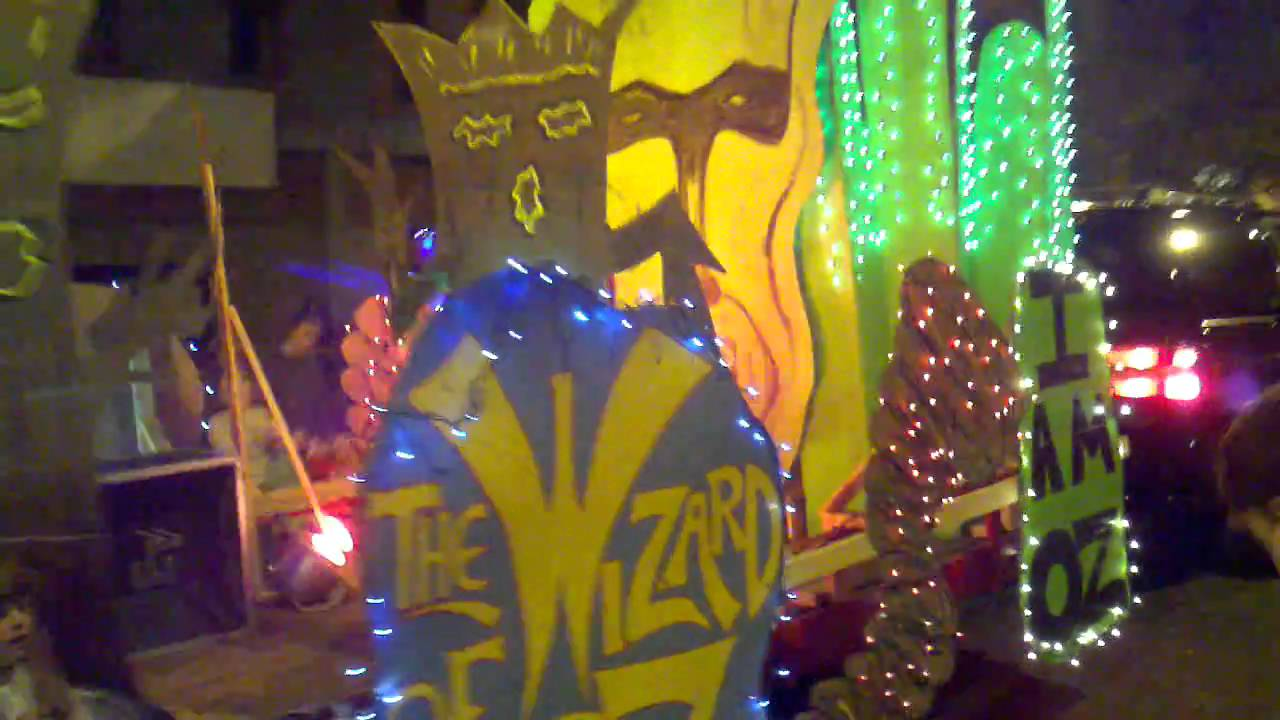 U0026quot I Am Oz    From The Wonderful Wizard Of Oz Parade Float